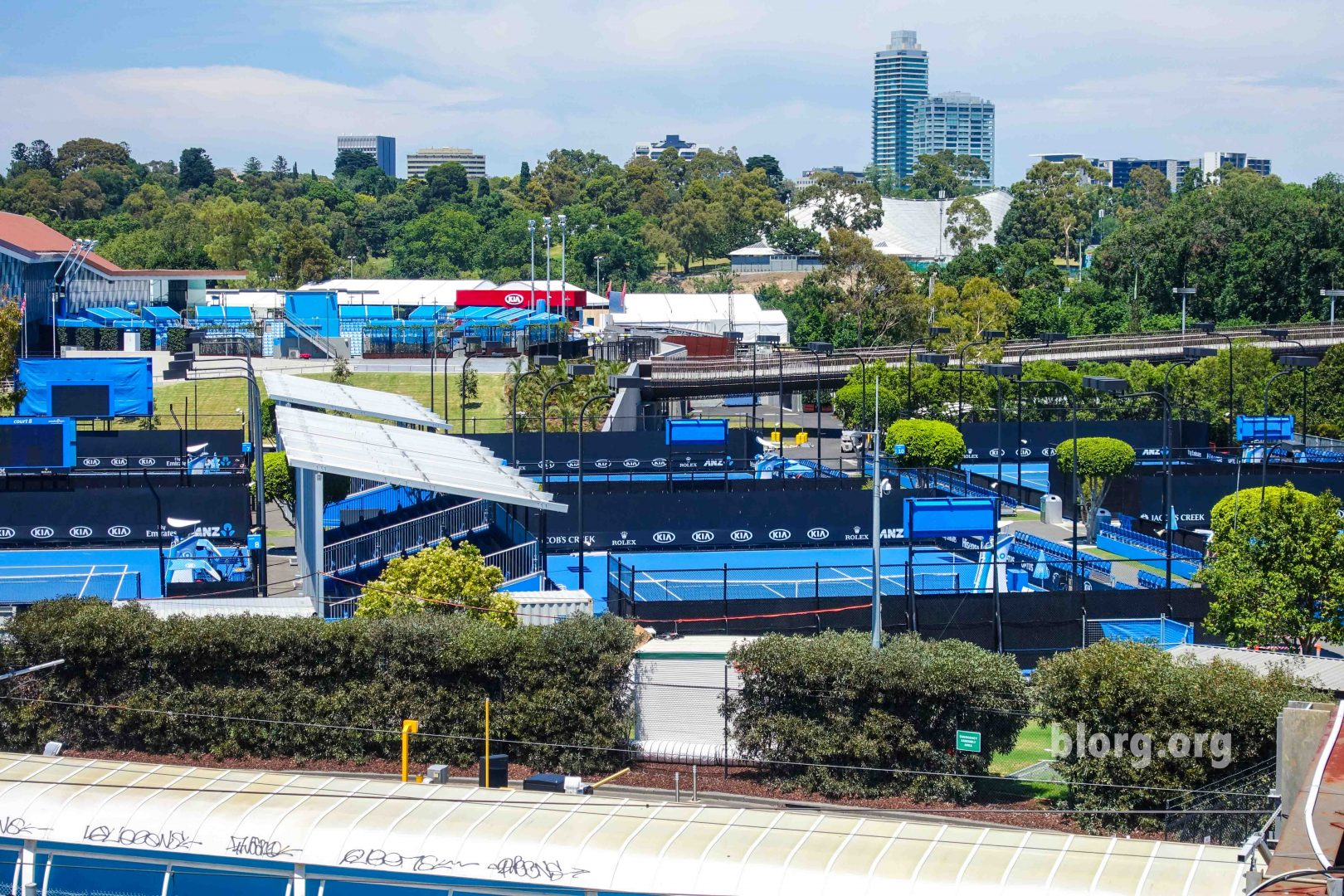 Melbourne Tennis Courts