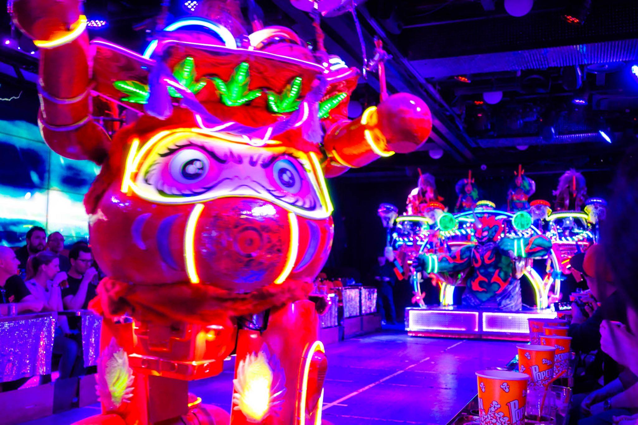 robot show japan