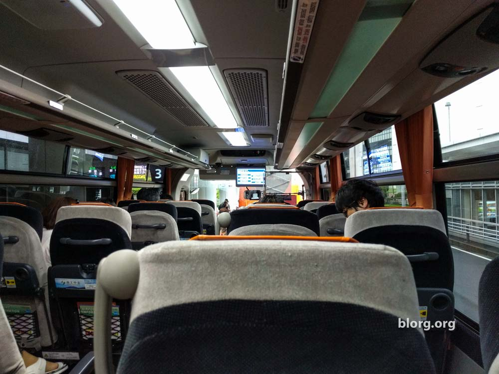 tokyo airport limo bus