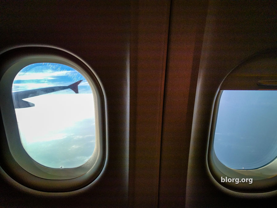 air asia window