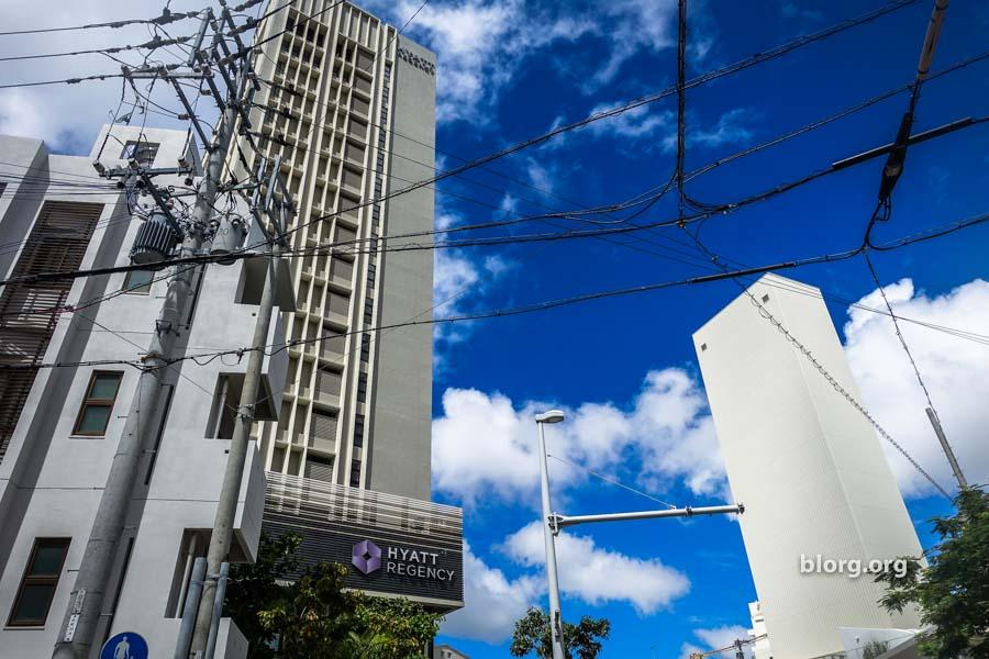 hyatt okinawa