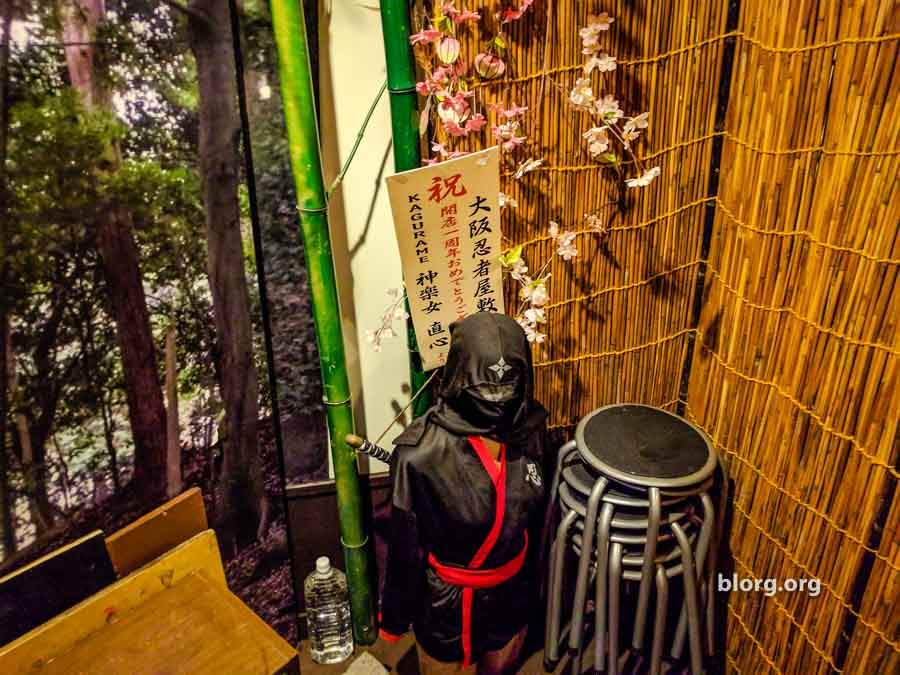 ninja museum japan osaka