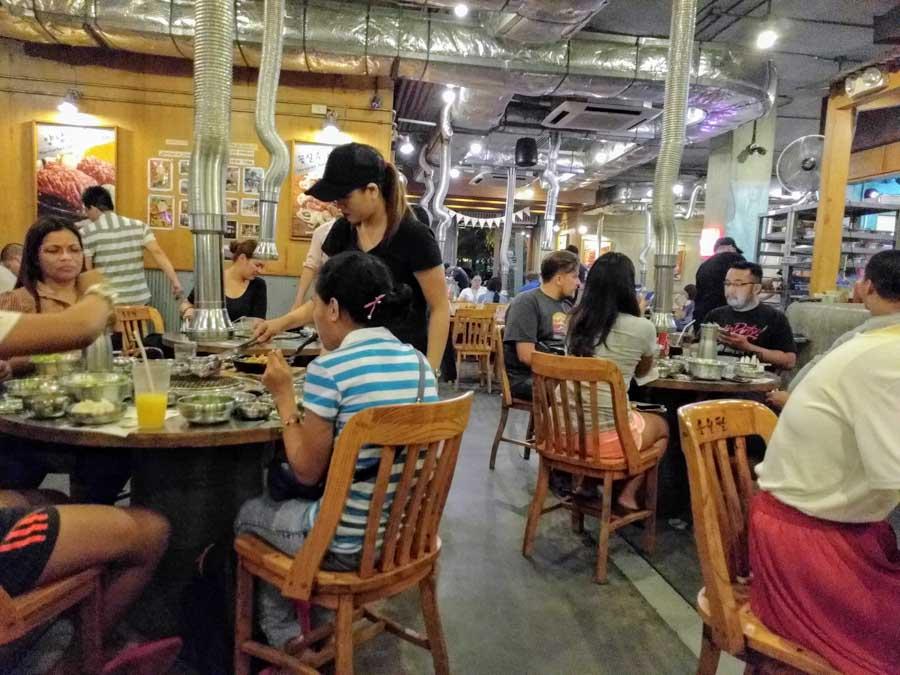 kbbq restaurant