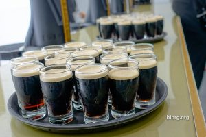 guinness sample beer