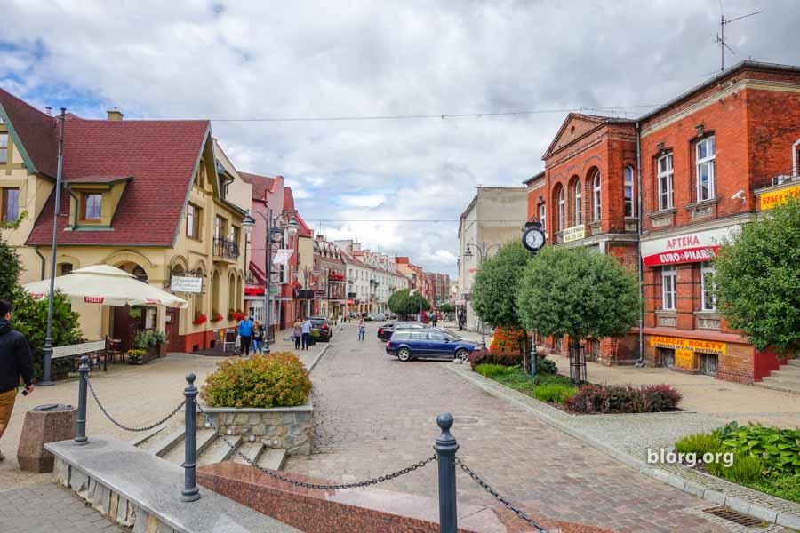 malbork city