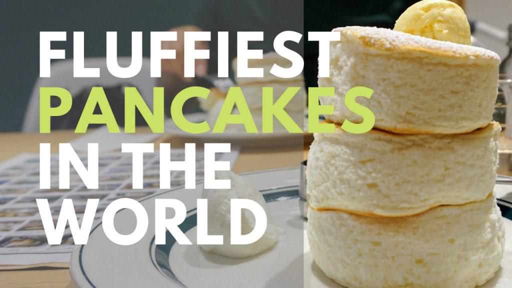 giant pancakes