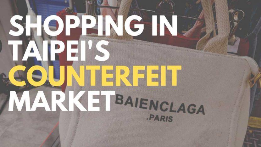 cheap shopping in taipei