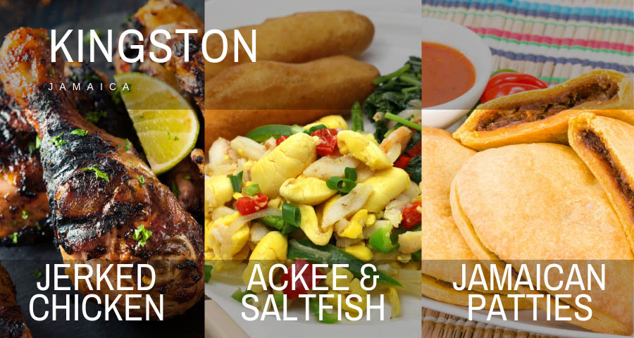 what to eat in kingston