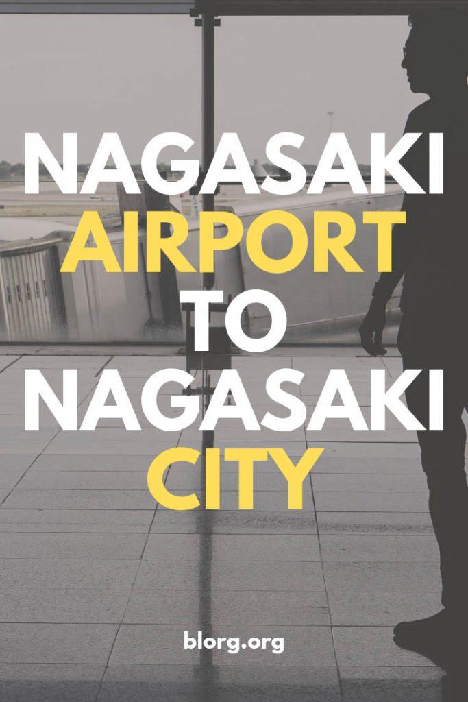 NAGASAKI airport guide