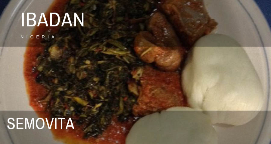 what to eat in ibadan, nigeria