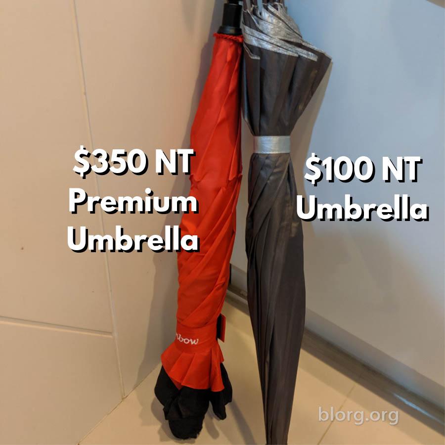 taipei metro mall umbrellas