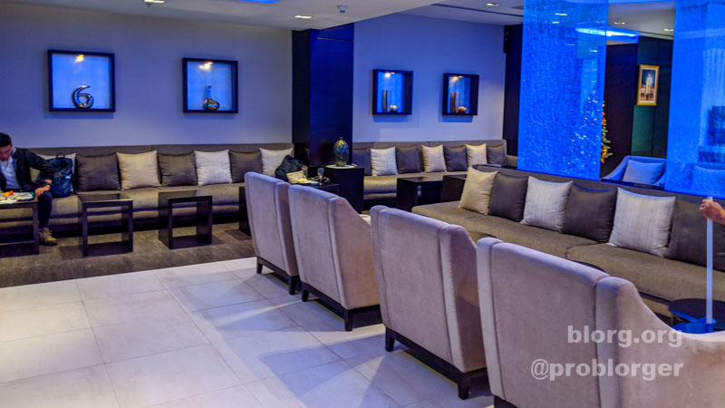Bangkok priority pass lounge